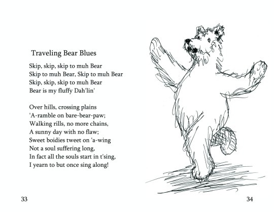 "No.14 ""Traveling Bear Blues"""