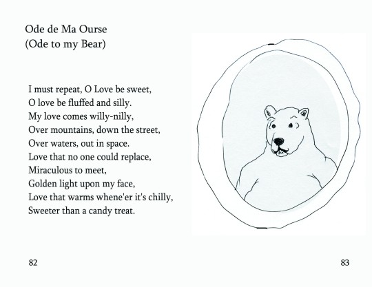 Ode de Ma Ourse
