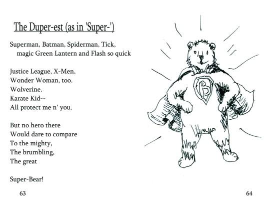 "No. 21  ""The Duper-est (as in 'Super-')"""