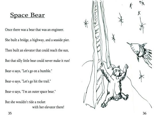 "No.15 ""Space Bear"""