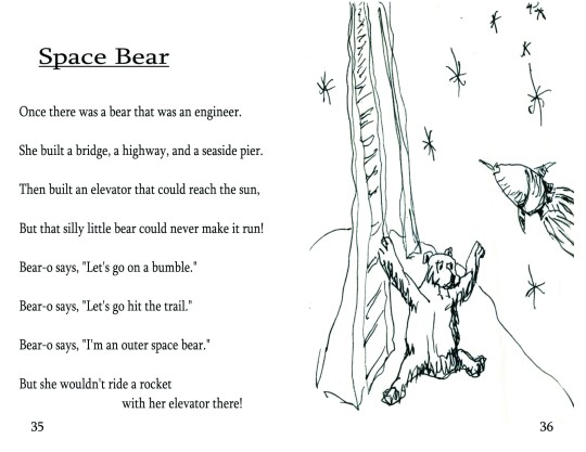"No.15 ""Space Bear"""