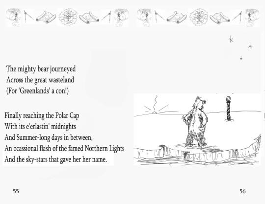 "No. 19  ""Explorer Bear""  (Page 5)"