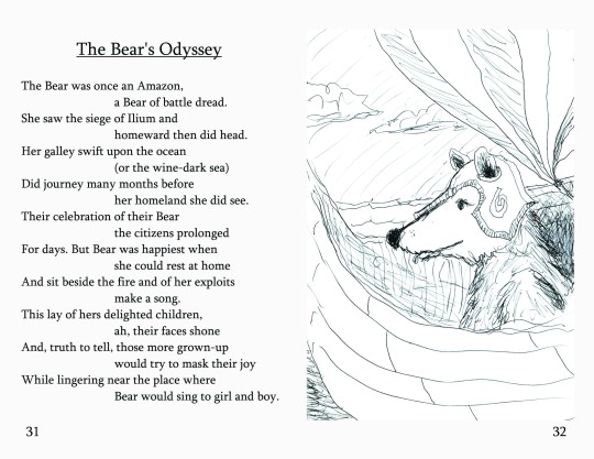 "No. 13  ""The Bear's Odyssey"""