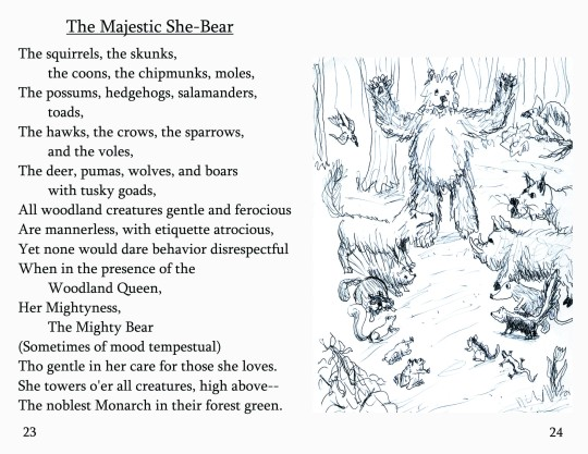 "No. 10 ""The Majestic She-Bear"""