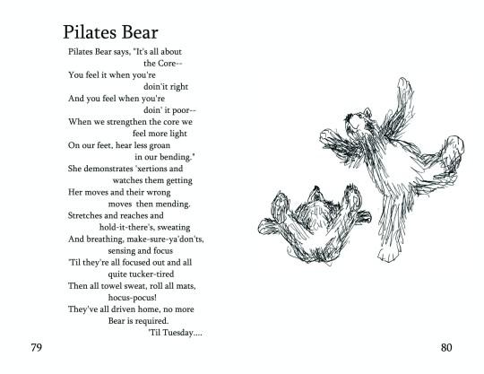 Pilates Bear