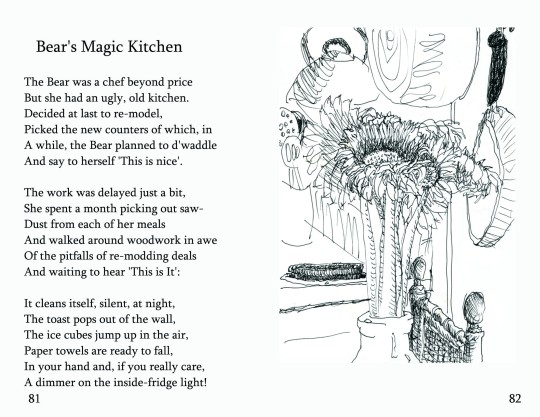 "No. 28  ""Bear's Magic Kitchen"""